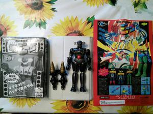 Jeeg Robot d'acciao nero micronauti