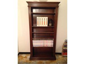 Libreria in legno di qualità