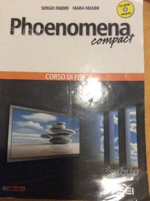 Libro corso di fisica scuola superiore