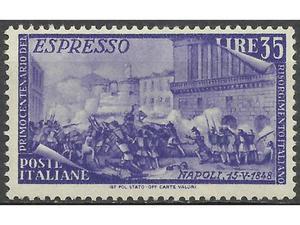 Repubblica Italiana  - Risorgimento 35 Es