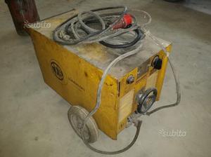 SALDATRICE elettrodo MIG TIG acciaio