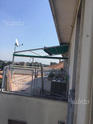 Tenda da sole per veranda e terrazzi