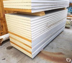 pannelli isolanti per cella frigo usati