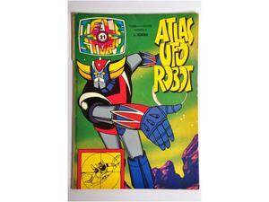 Atlas Ufo Robot - TELE STORY - n° 21