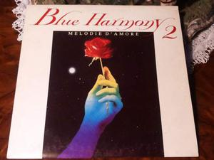 BLUE HARMONY 2 ''Melodie d'amore'' lp NUOVO Stampa