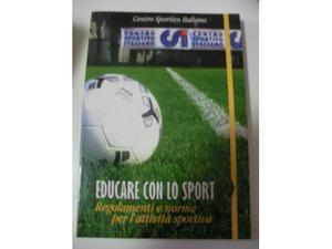 Libro CSI Educare con lo sport
