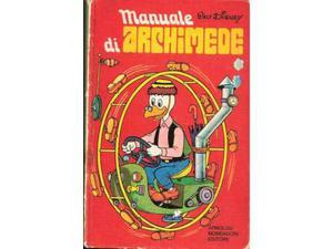 Manuale di archimede  prima edizione
