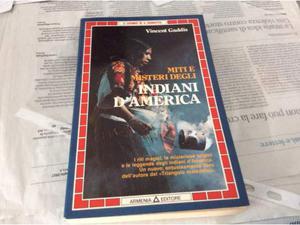 Miti e misteri degli indiani d' america