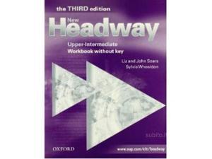 New headway upper-intermediate workbook