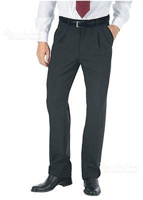 Pantalone Sommelier reception antracite 48