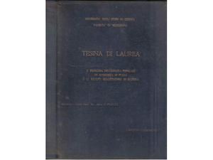 R.50- tesina di laure