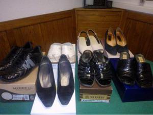 Stock scarpe da donna numero 38