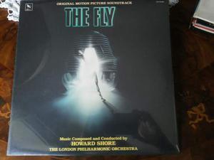 THE FLY lp orig soundtrack  U.S.A. sigillato STV