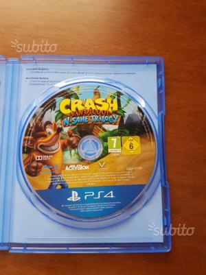 Crash Bandicoot ps4 perfetto