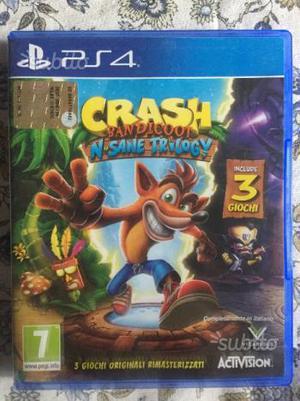 Crash bandicoot twinsanity, Horizon, Fifa 17 PS4