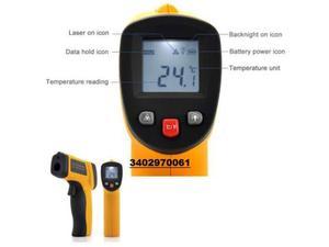 Digitale Termometro Raggi Infrarossi IDEALE PER ALIMENTI