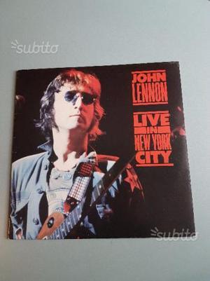 Disco Vinile John Lennon - Live in New York City