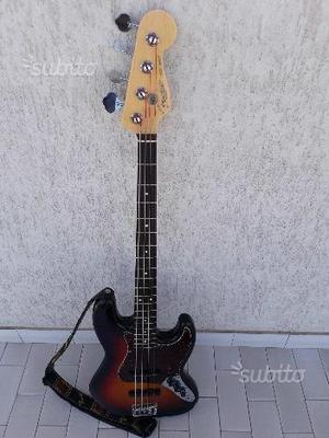 Fender Jazz bass USA 3 color sunburst