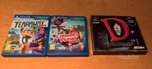 Giochi Playstation 1/PS Vita