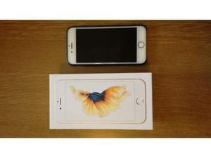 Iphone 6s 64GB oro in garanzia + accessori