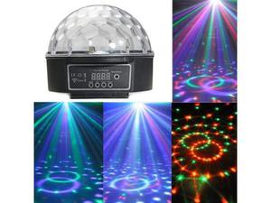 Lampada a sfera rgb disco party
