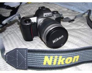 Macchina fotografica Nikon F65 + 2 obiettivi  e
