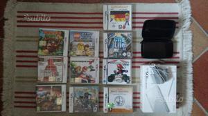 Nintendo DS Lite e Nintendo 3DS