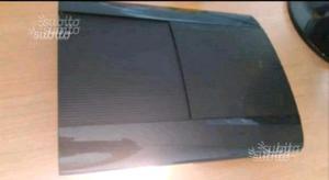 Ps3 slim 500gb +1joypad e cavo hd