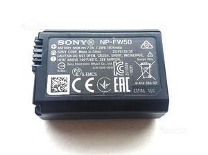 Batteria nuova originale Sony NP-FW50