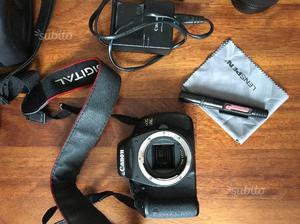 Canon EOS 600D Fotocamera Reflex Digitale