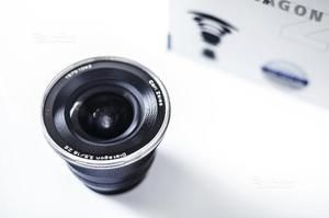Carl Zeiss Distagon T 18 mm f/3.5 ZE Canon