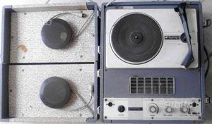 Fonovaligia stereo a valvole, restauro o recupero