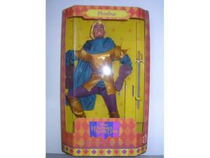 Il Gobbo Di Notre Dame PHOEBUS doll Disney Mattel  NUOVO