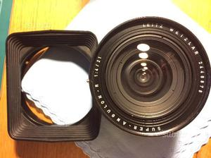 LEITZ LEICA SUPER-ANGULON-R 21mm f4