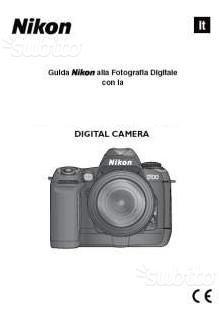 Libretti Nikon Fotocamere Digirali D e Cooolpix