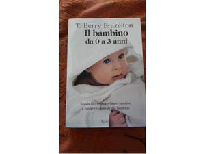 """Libro """"il bambino da 0 a 3 anni"""""""