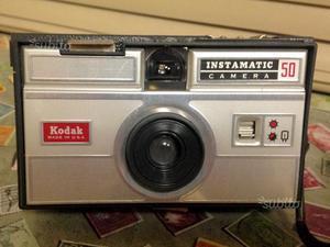 Macchina fotografica Kodak Instamatic 50