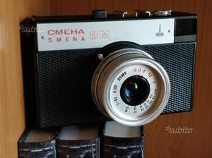 Macchinette fotografiche sovietiche