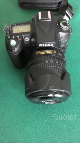 Nikon D90 reflex + accessori