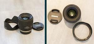 Obiettivo 35mm Tamron f1.8 DI VC USD per Canon