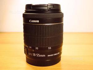 Ottica Canon EFS  STM, eccellenti condizioni