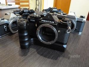 Pentax ME, MX, Super A, K - Ricoh XR-10, KR-5