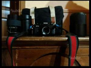 Ricoh macchina fotografica