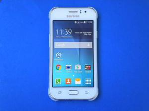 "Samsung Galaxy-Dual Sim- 4,5""- Bianco + Cover"