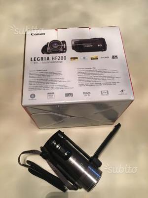 Videocamera Canon (prezzo ribassato)