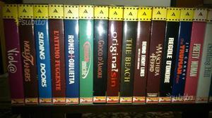 25 videocassette originali