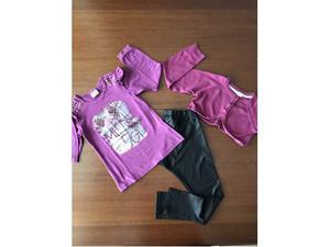 Abbigliamento autunnale/invernale 5 anni bimba