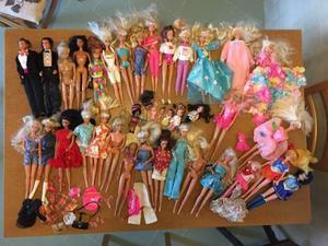 Barbie - bambole - accessori e ambienti