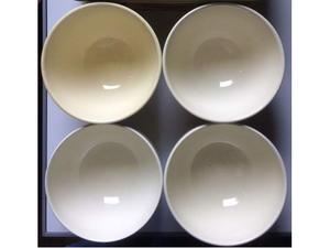 Barilla Mulino Bianco 4 scodelle vintage anni '80