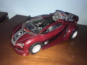 Batmobile Batman e macchina spider man